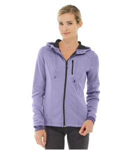 Phoebe Zipper Sweatshirt-S-Purple
