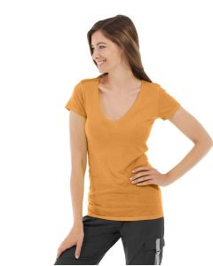 Diva Gym Tee-XL-Orange