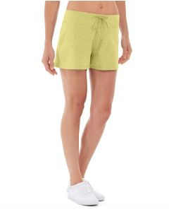 Maxima Drawstring Short-32-Yellow