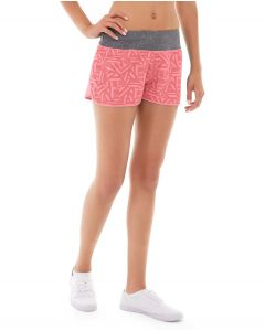 Erika Running Short-32-Red