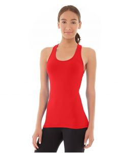 Chloe Compete Tank-XL-Red